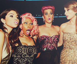 selena gomez, Taylor Swift, and katy perry image