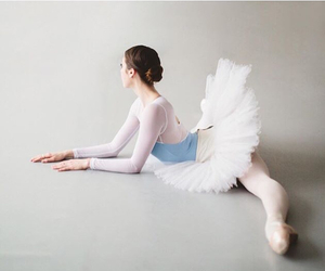 ballet, ballerina, and beautiful image