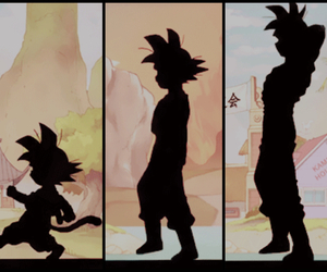 goku, dragonball, and dbz image