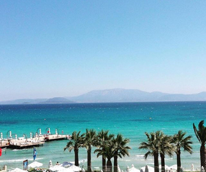 summer, turkey, and cesme image