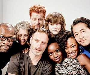 twd, the walking dead, and andrew lincoln image