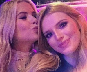 ashley benson, bella thorne, and pretty little liars image