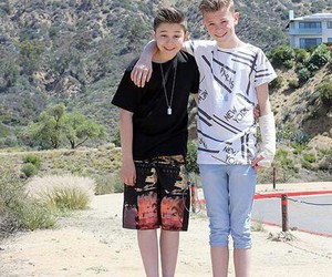BAM, bambinos, and leondre devries image