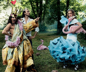 alice, alice in wonderland, and vogue image