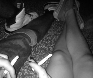 cigarette and friends image
