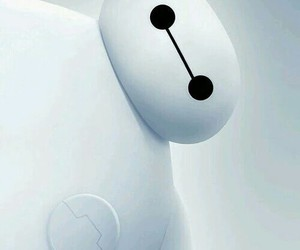 baymax, disney, and wallpaper image