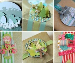 craft, festive, and gift image