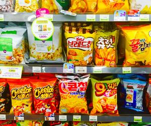 snack, korea, and asia image