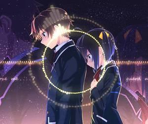 anime and chuunibyou demo koi ga image