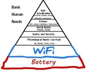 wifi, funny, and lol image