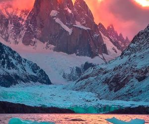 beautiful, colors, and Moutains image