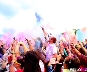 boys, color, and party image