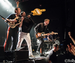 franz ferdinand and sparks image