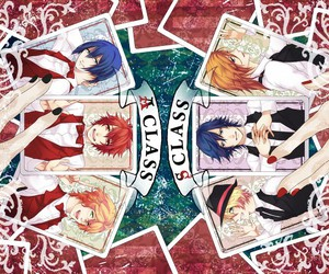 card, anime boy, and ittoki otoya image