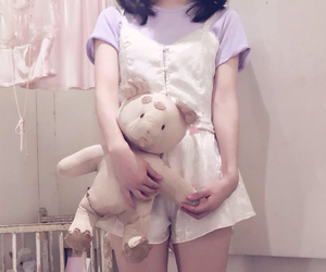 pastel and roomwear image