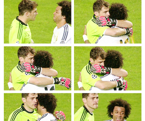 real madrid, iker casillas, and love image