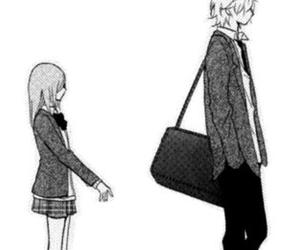 go, leave, and manga image