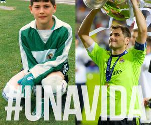 iker casillas, real madrid, and love image