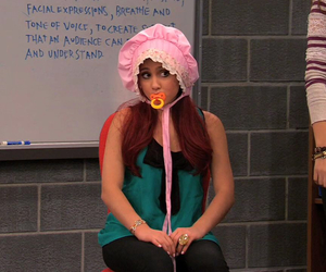 ariana grande and cat valentine image