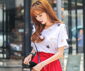 korean, ulzzang girl, and bongjashop image
