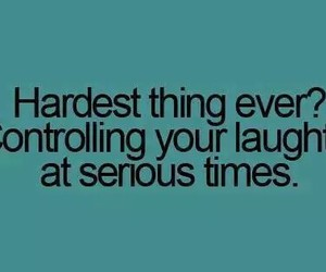 control, funny, and laugh image