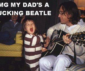 baby, band, and beatles image