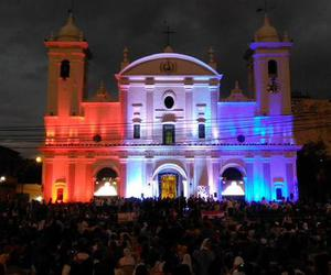 asuncion, paraguay, and catedral image