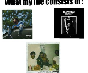 music, mylife, and j cole image