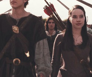 chronicles of narnia, prince caspian, and susan pevensie image