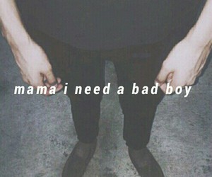 bad boy, Dream, and quotes image