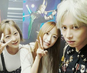 super junior, exid, and ้heechul image