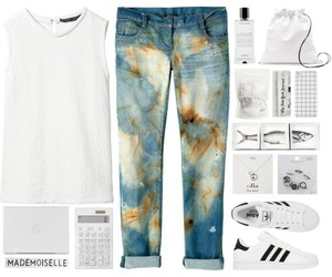 converse, Polyvore, and fashion image