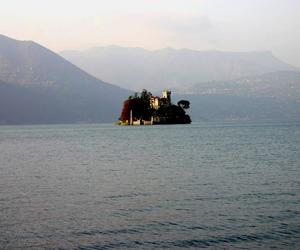 italy, nature, and lake image