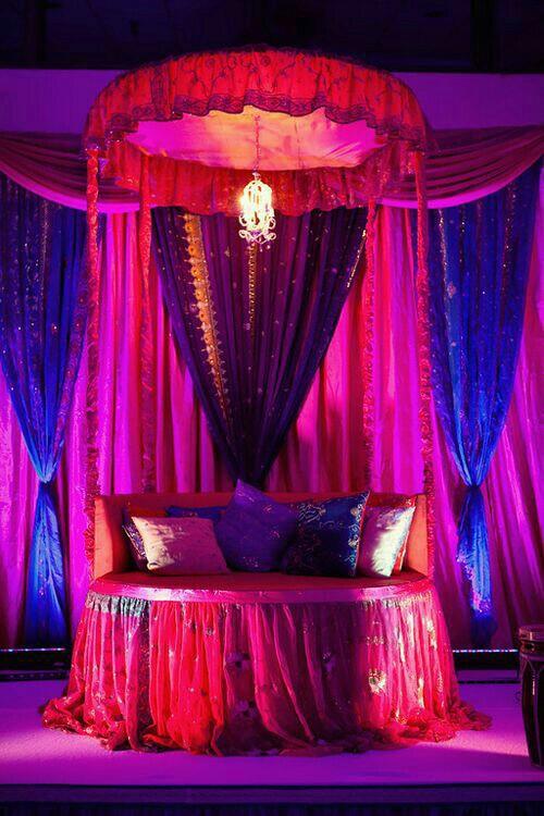 arabian, pink, and purple image