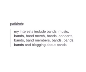 band, bands, and fall out boy image