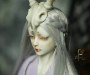 awesome, ball jointed doll, and bjd image