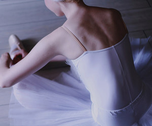 ballerina, ballet shoes, and photography image