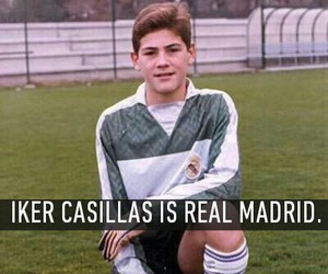 real madrid, iker, and casillas image