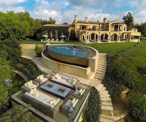 home, mansion, and outdoor image