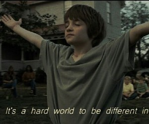 different, quotes, and world image