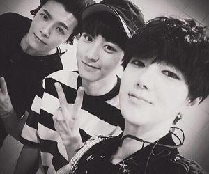 donghae, exo, and superjunior image