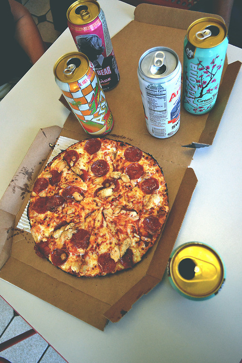 pizza, food, and arizona image