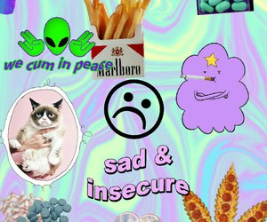 cat, drugs, and fab image