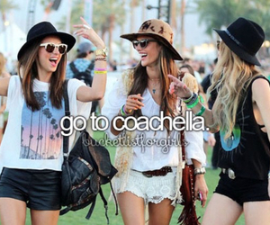 coachella, bucket list, and before i die image
