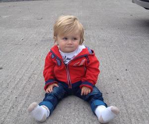 baby boy, cute, and niall horan image