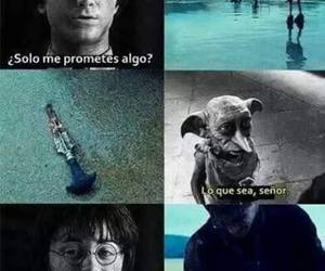 dobby and harrypotter @potter image