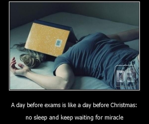 exams, funny, and lol image