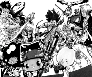 katekyo hitman reborn and khr image