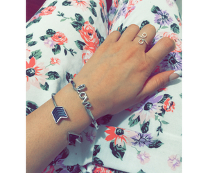 accessories, bright, and flowers image