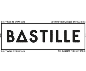 bastille and Lyrics image